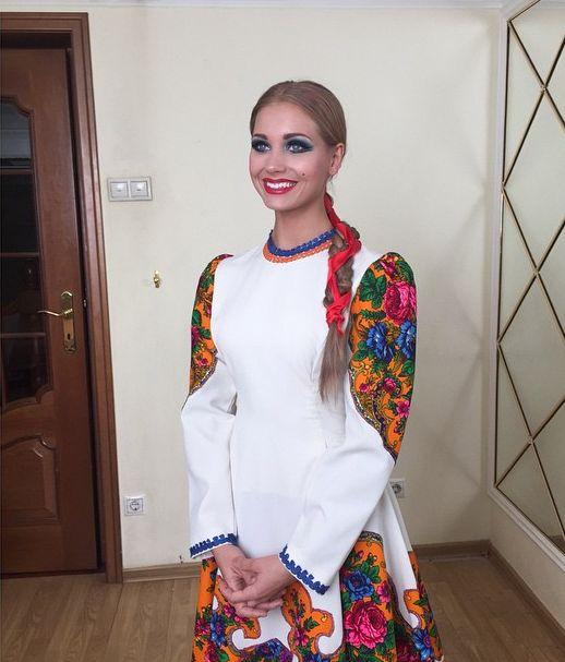 Российская актриса Кристина Асмус