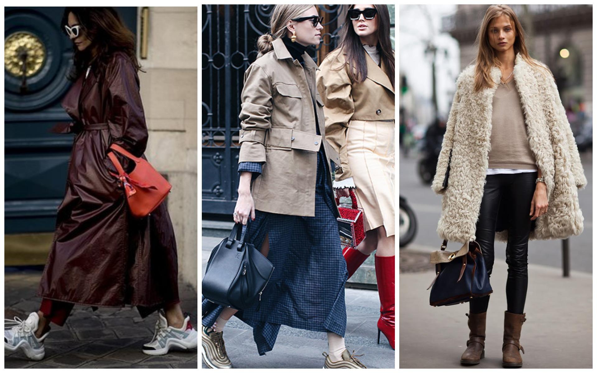 Много сумок не бывает - модная аксиома