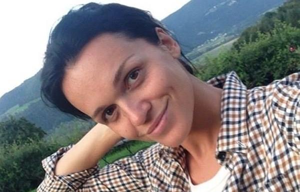 Певица Слава без макияжа instagram.com/nastya_slava