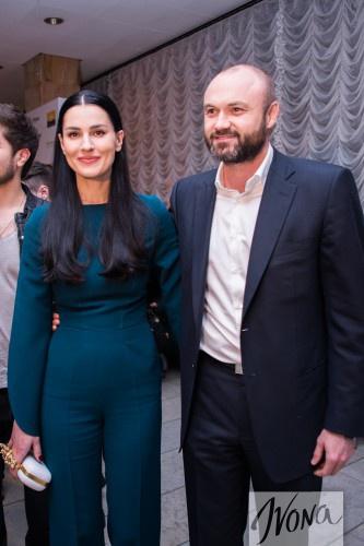 Маша Ефросинина и ее супруг Тимур Хромаев
