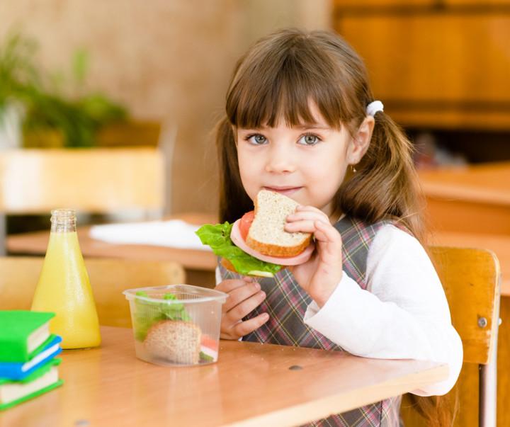 Правила питания для школьников