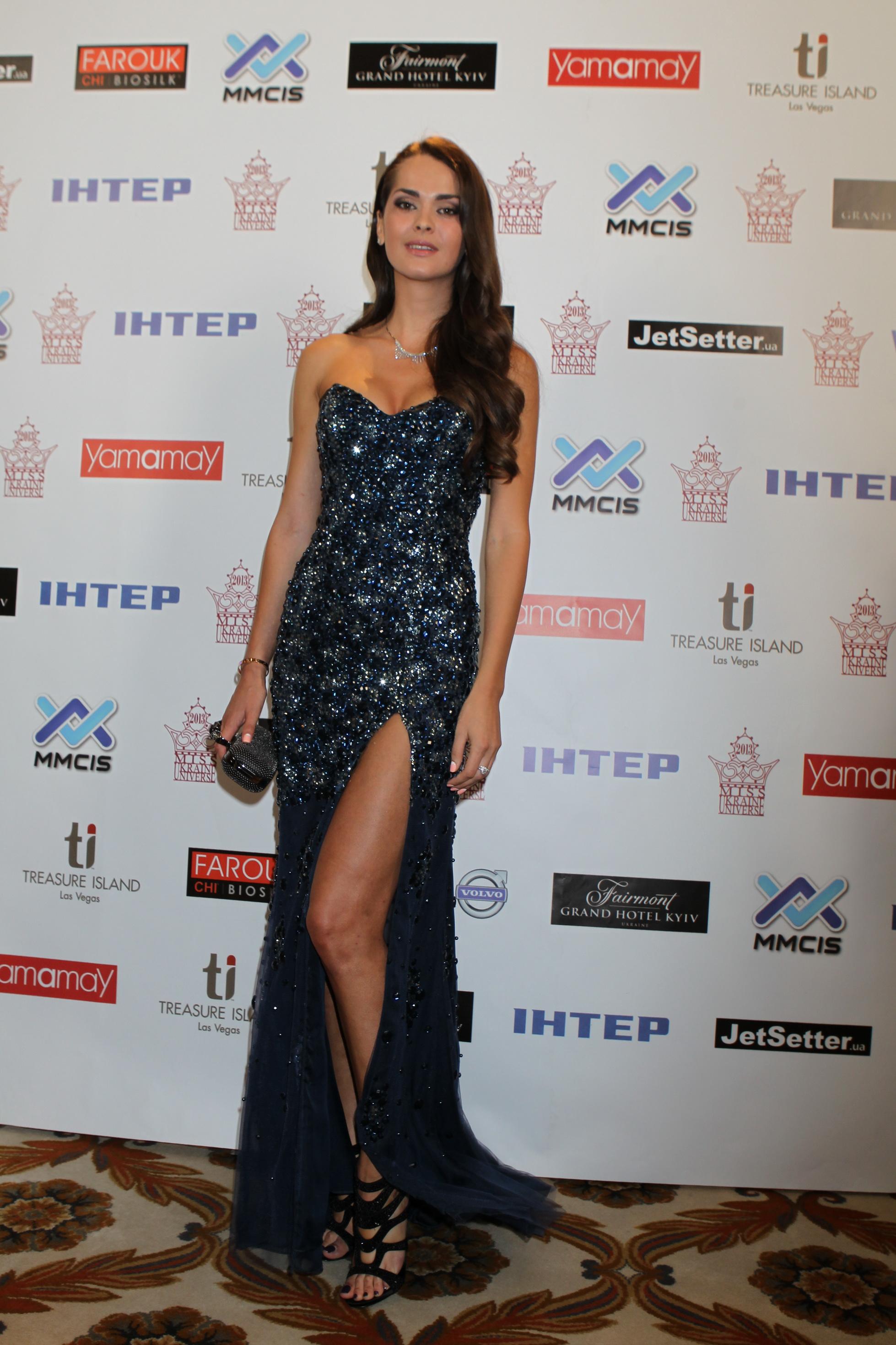Вице-Мисс Мира 2011 Олеся Стефанко - самая титулованная украинская красавица