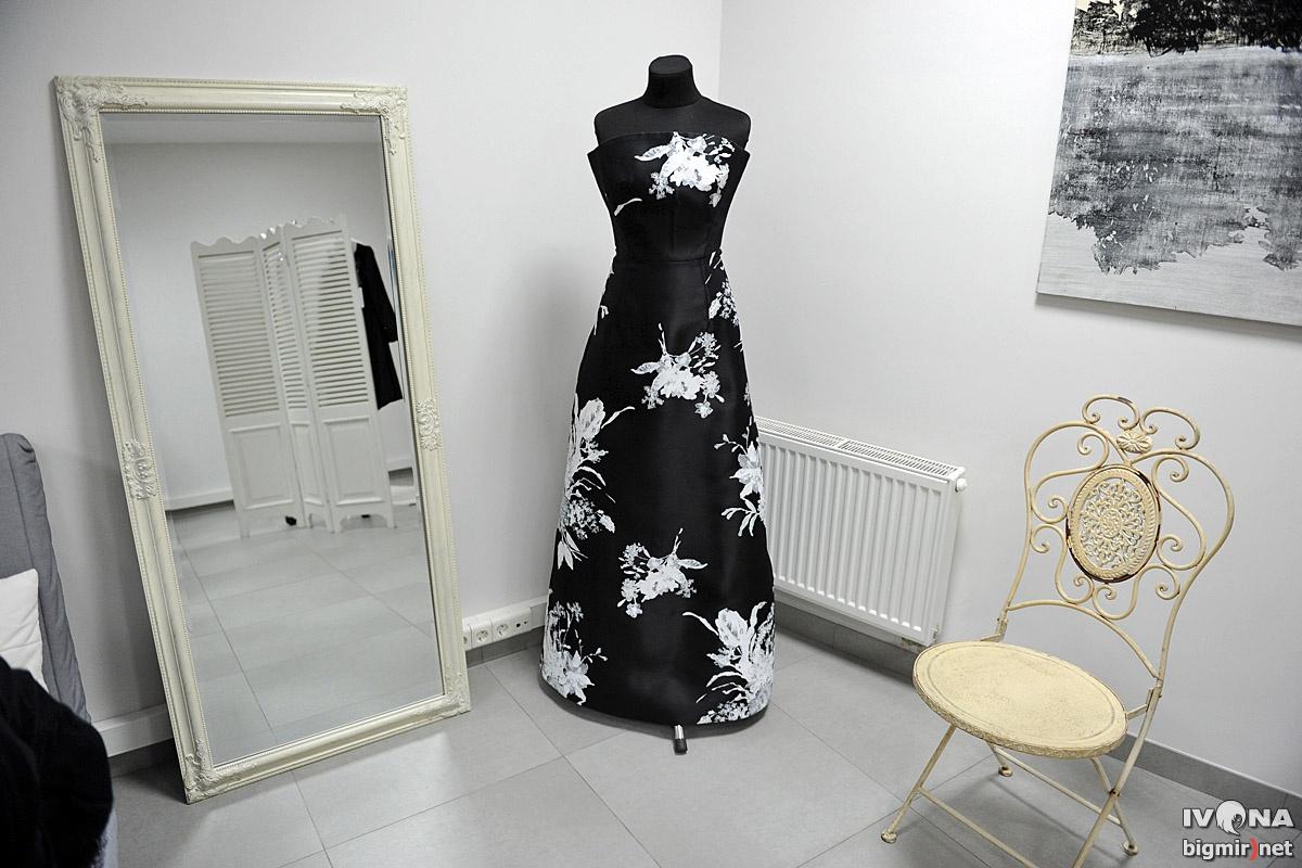 Платье, ради которого телеведущая Маша Ефроссинина не ела три дня