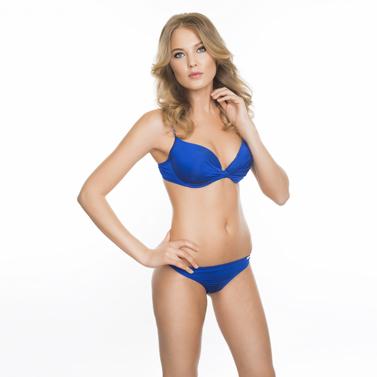 Участница конкурса мисс Россия 2015 Екатерина Феоктисова