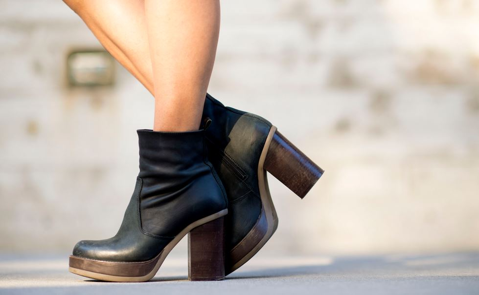 Встреть осень стильно – обзаведись модными ботинками