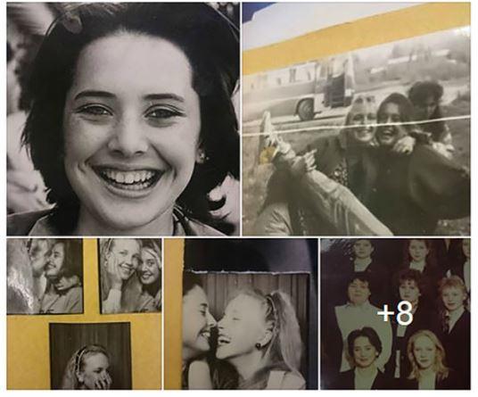 Архивные фото с Жанной Фриске
