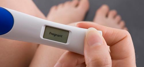 Беременность есть а признаков нет