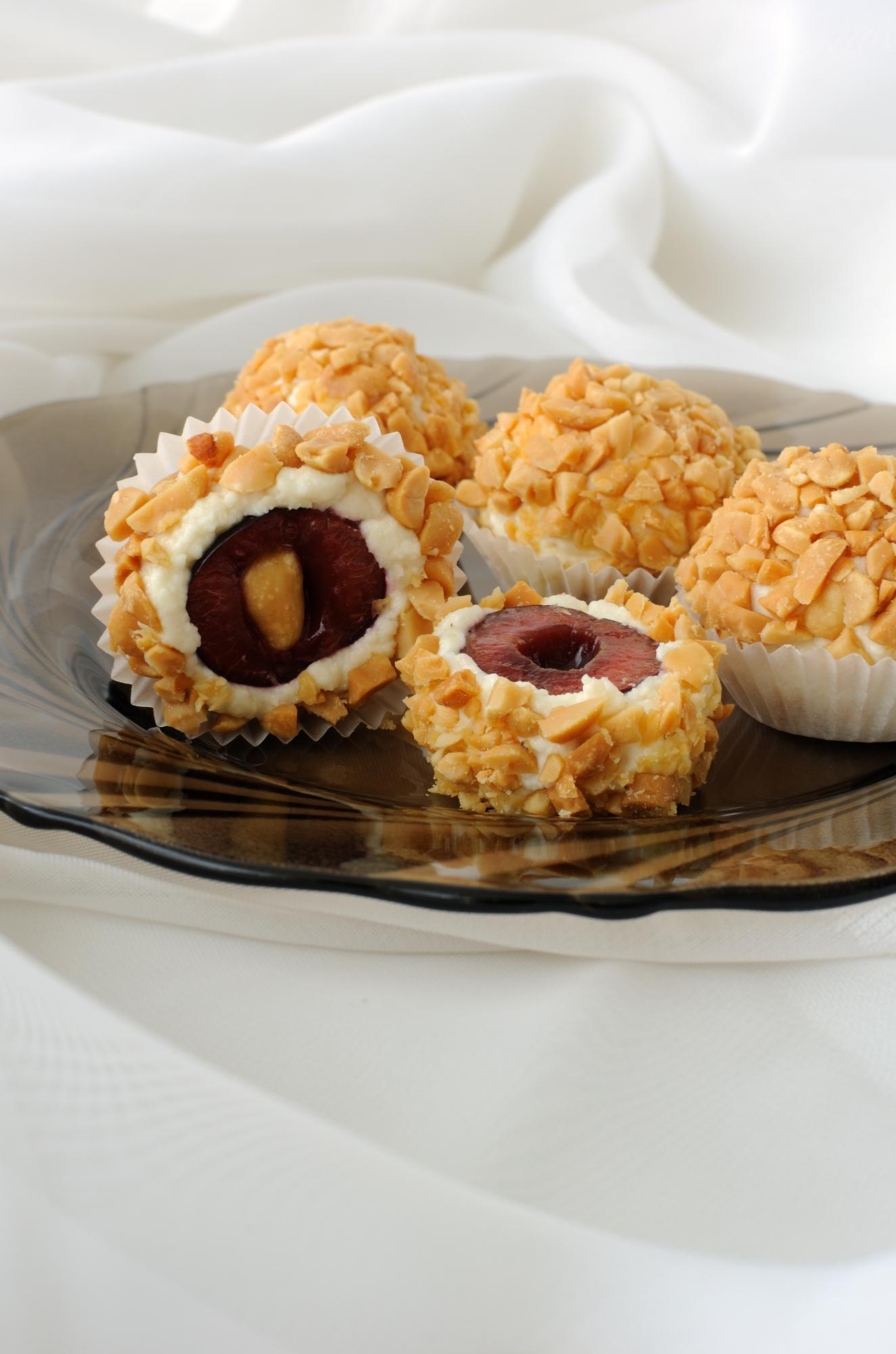 Сырно-виноградные шарики: рецепт закуски для гурманов