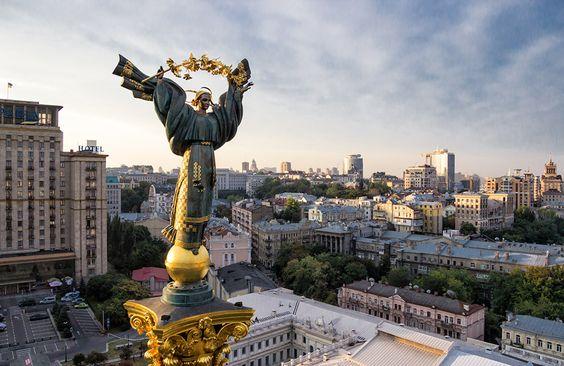 ТОП-7 городов Украины, которые больше всего любят туристы - Киев