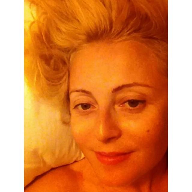 Анжелика Варум без макияжа