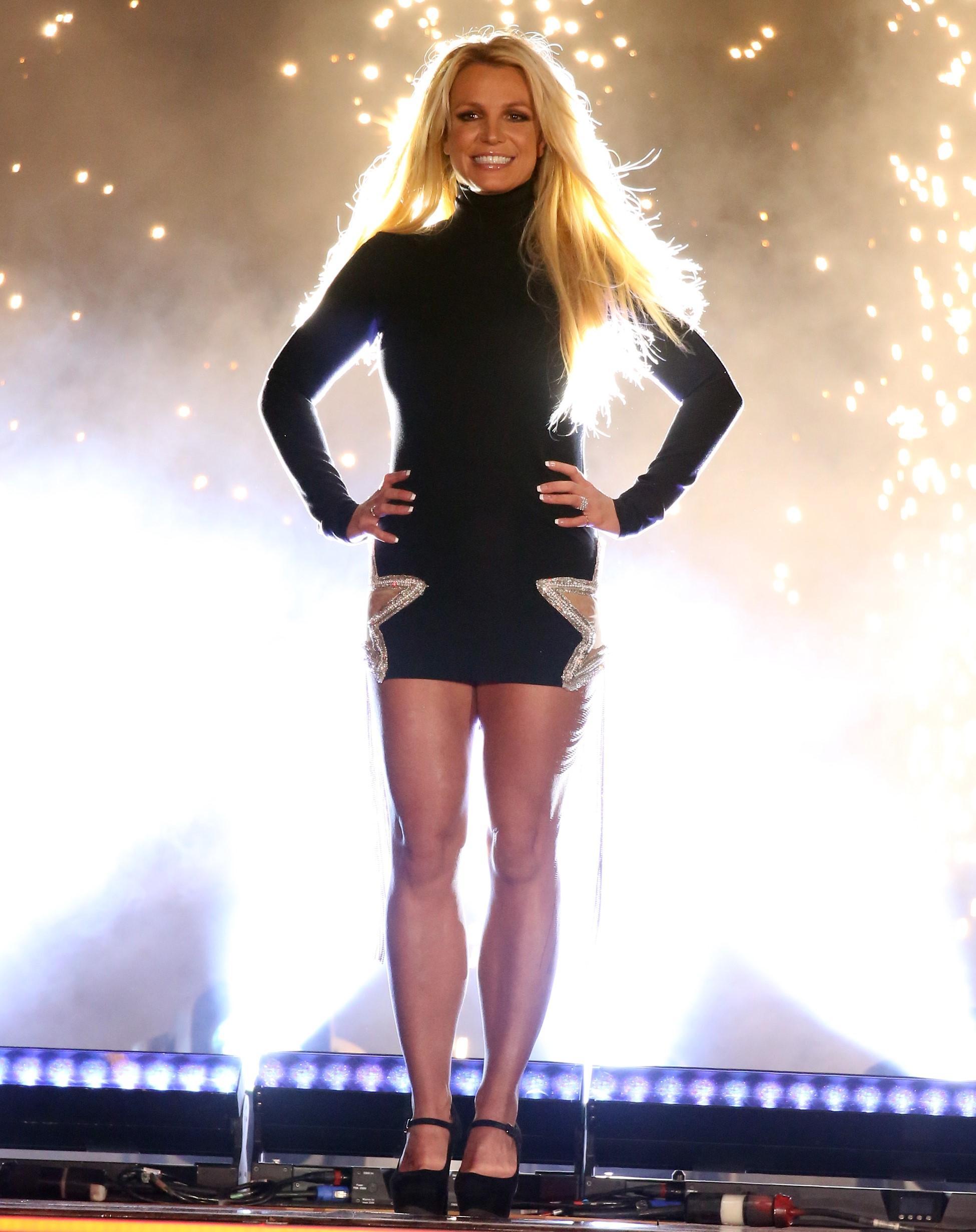 Эволюция стиля Бритни Спирс