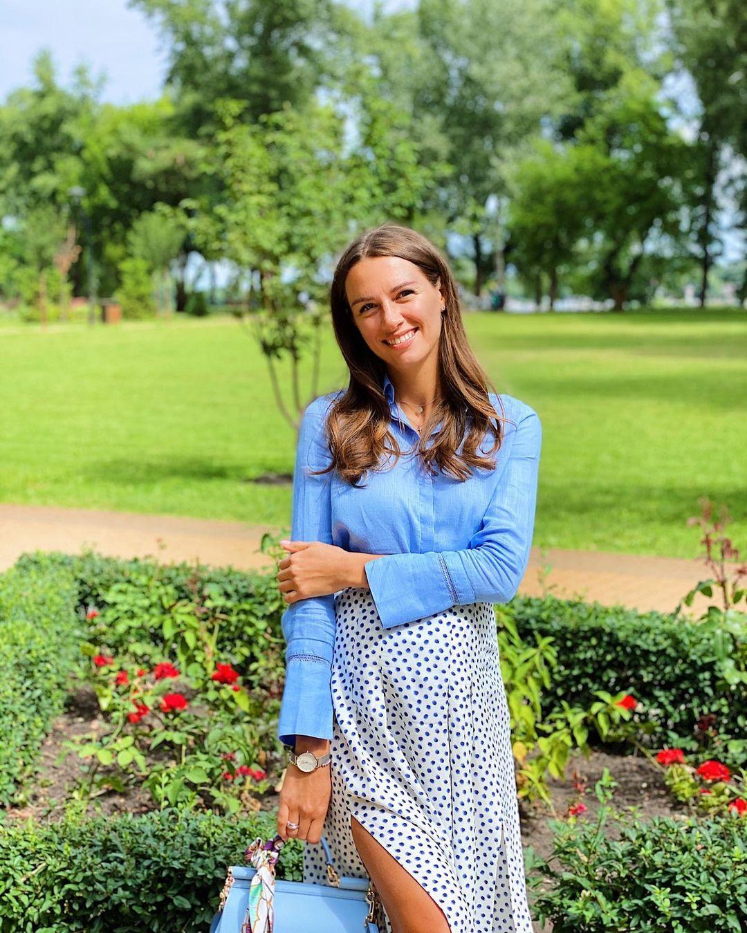 Кристина Решетник показала, как выглядит на последних месяцах беременности