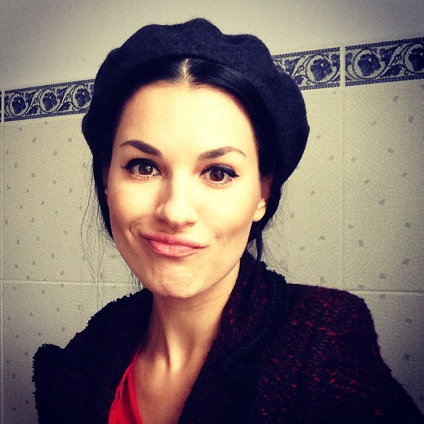 Телеведущая Маша Ефросинина следит за своим питанием