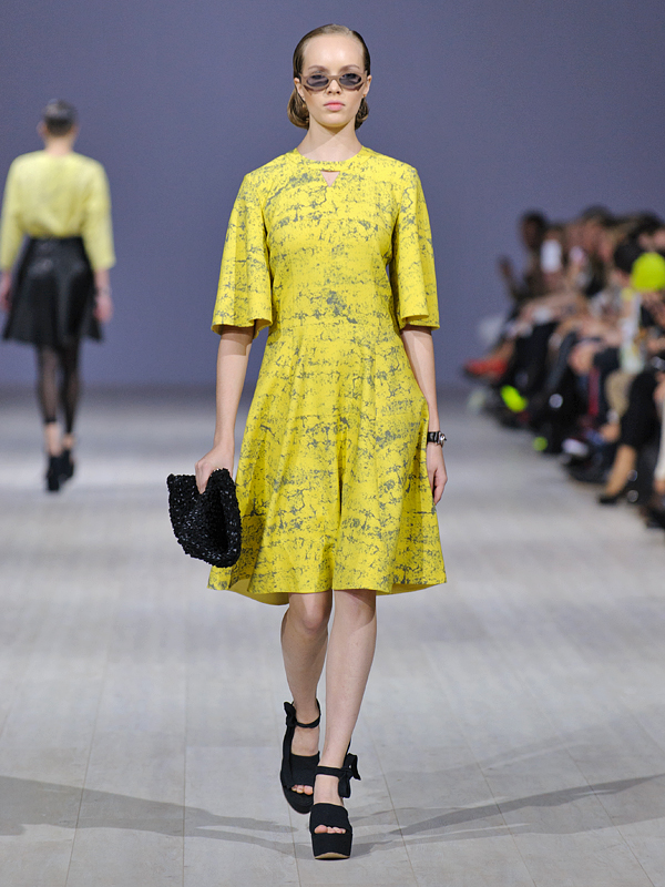 Впервые для коллекции дизайнеры бренда KAMENSKAKONONOVA разработали принт