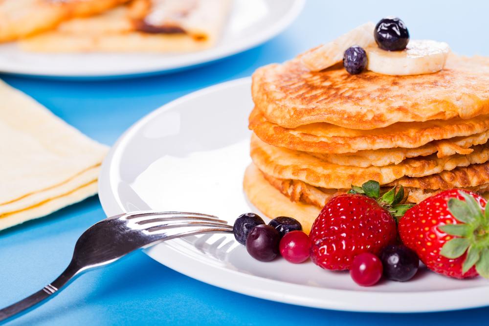 Постные завтраки рецепты