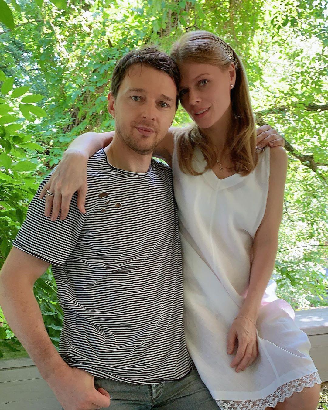 Ольга Фреймут рассказала, почему обижалась на своего мужа