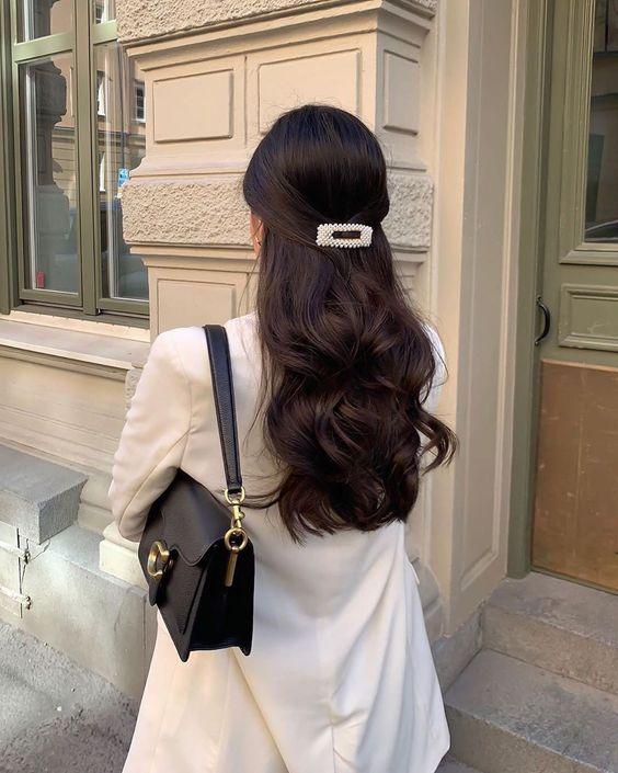 Ухоженные волосы - признак