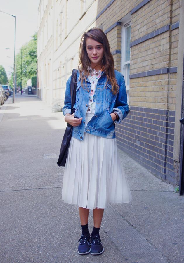Лаконичная и универсальная джинсовка