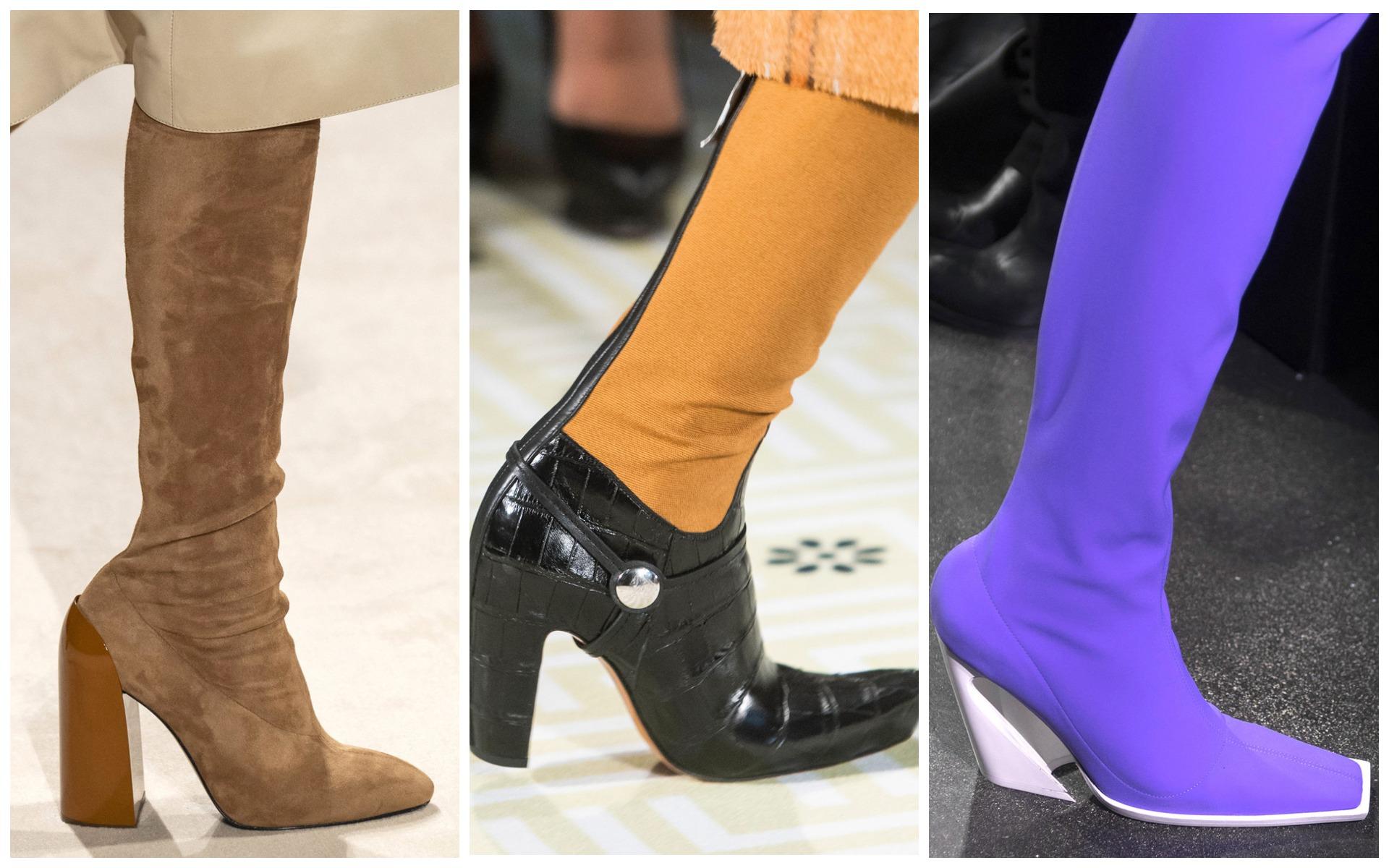 Сапоги-чулки - сексуальная и смелая обувь