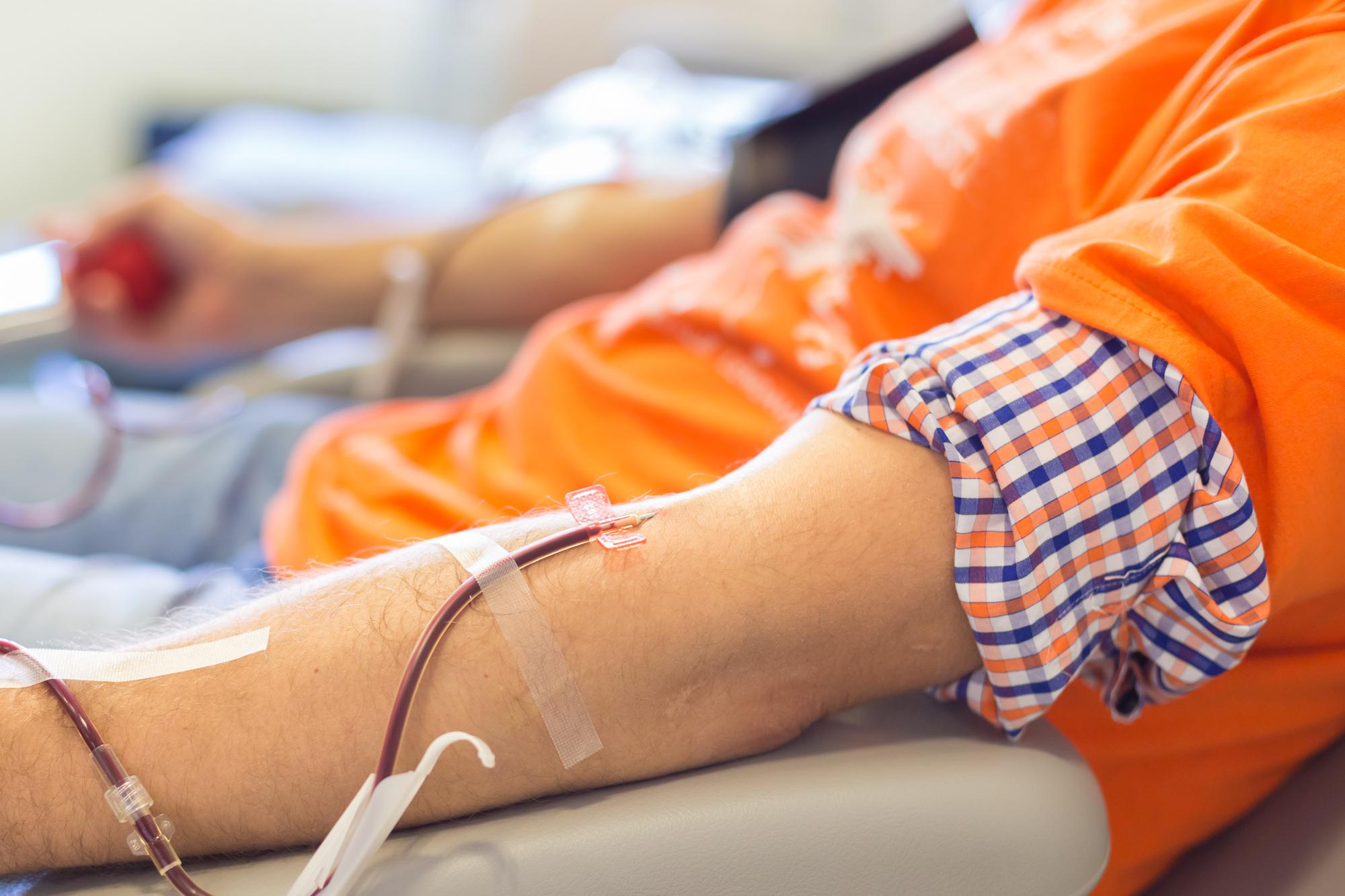 Как правильно сдавать кровь