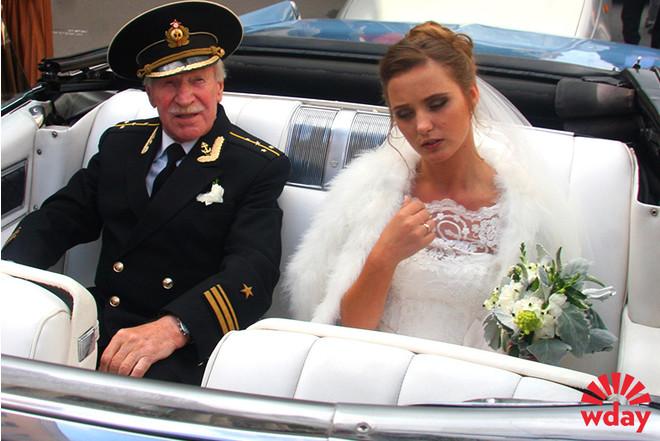 Мама Наташи Шевель не пришла на свадьбу дочки