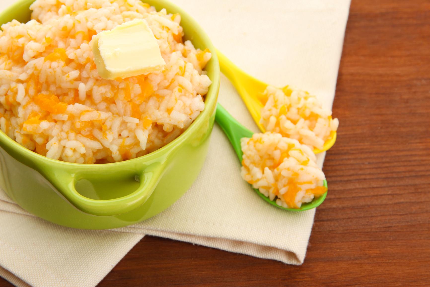 каша с тыквы с рисом рецепты