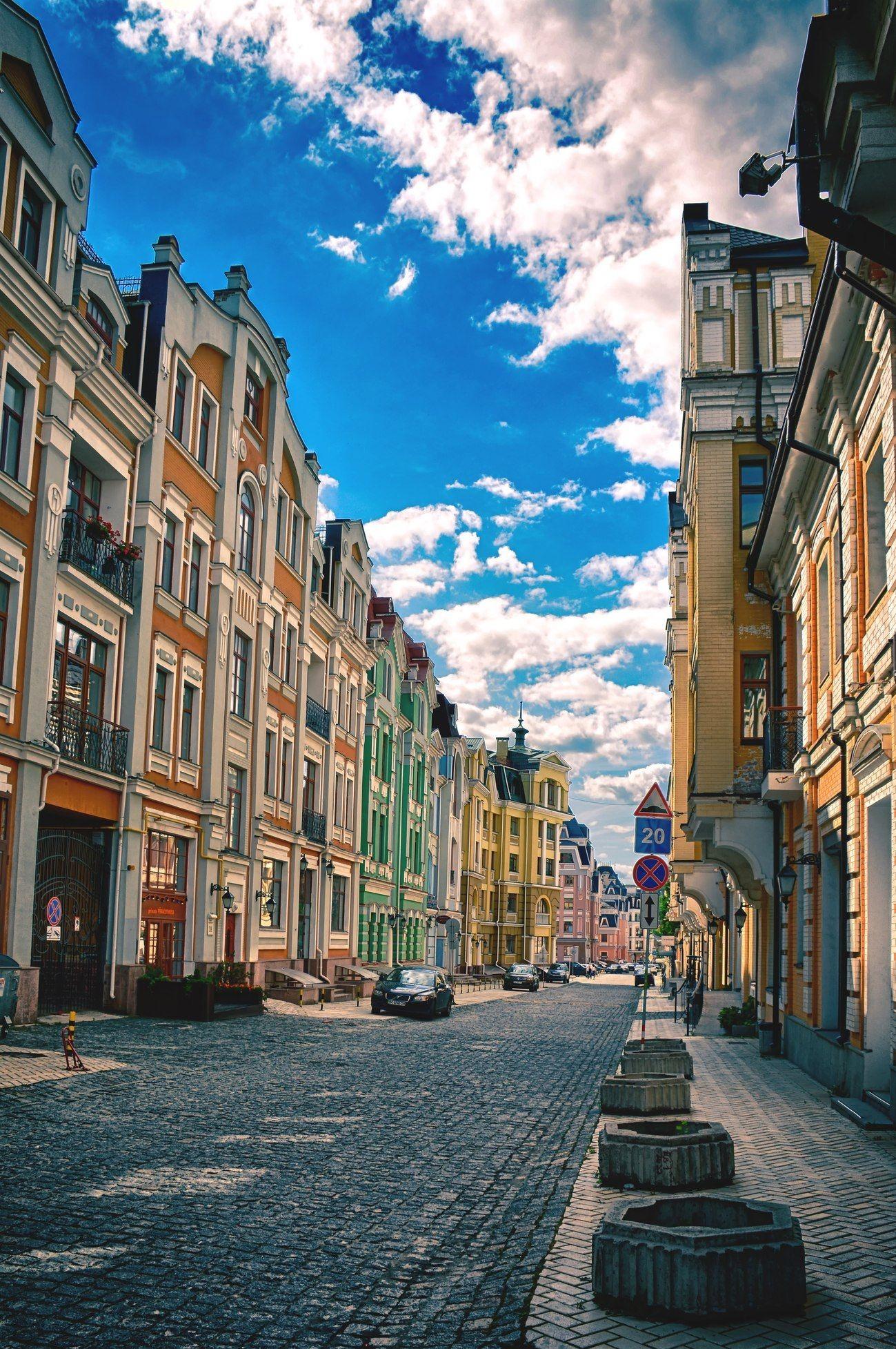 Район Миллионеров - место для свидания в Киеве