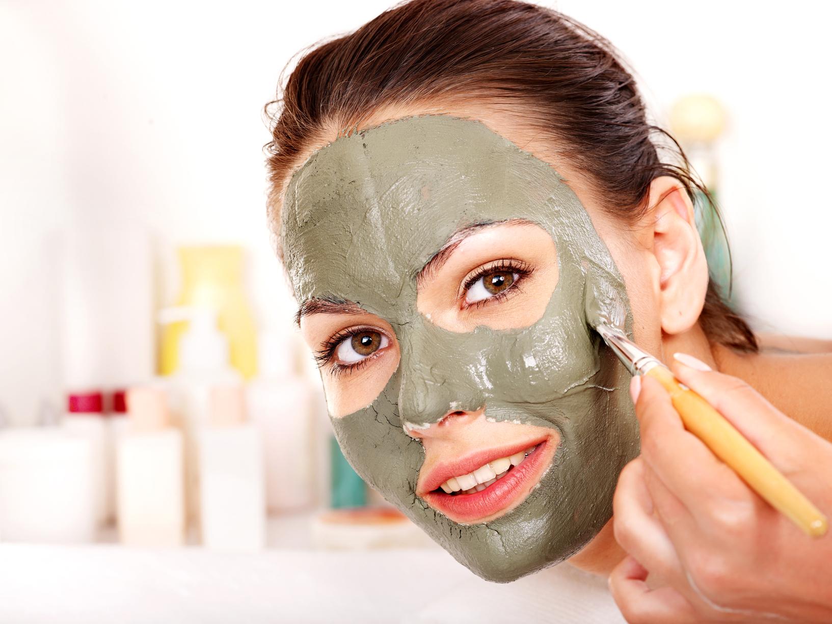 Маски из косметической глины улучшат состояние твоей кожи