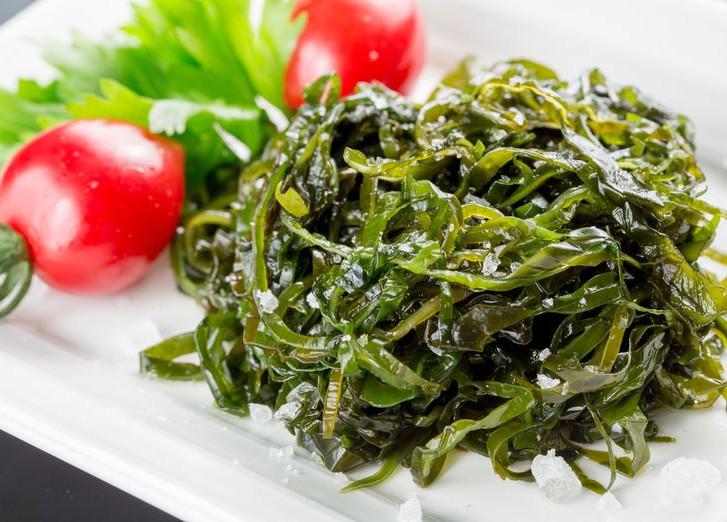 Польза, вред и калорийность морской капусты