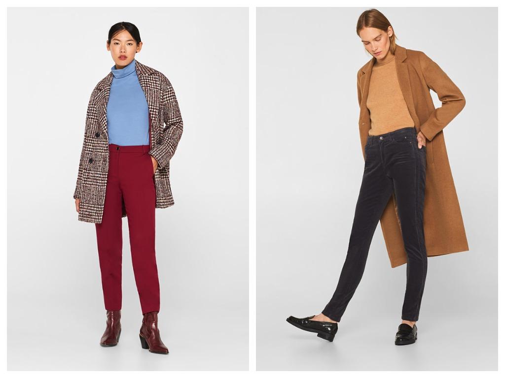 Пальто - классический предмет гардероба, который должен быть в арсенале каждой женщины