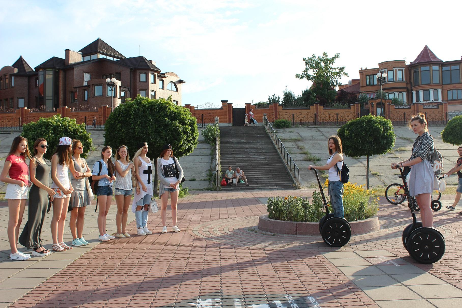 Участницы из первого сезона Супермодель по-украински посетили