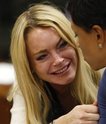 Линдси Лохан в суде обещает, что будет порядочной гражданкой США