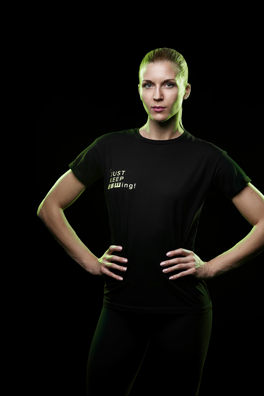 Ирина Шаповал - тренер функционального тренинга в спортхабе ЕБШ.