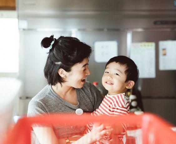 Методы воспитания детей в Японии