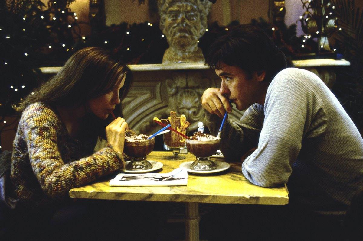 Найдите возможность побыть вдвоем, как герои романтического фильма Интуиция!