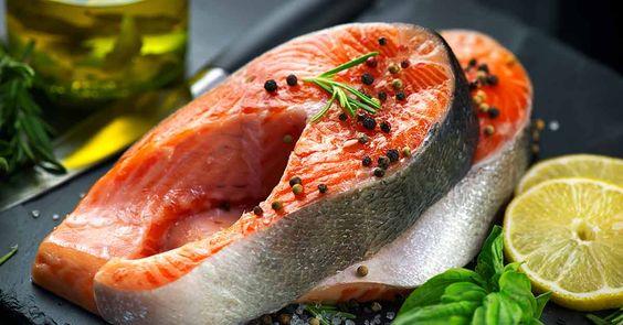 Жирная рыба - мощное оружие против жиров