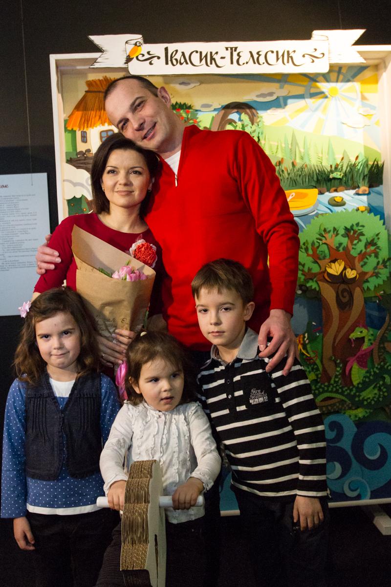 Семья украинская секс