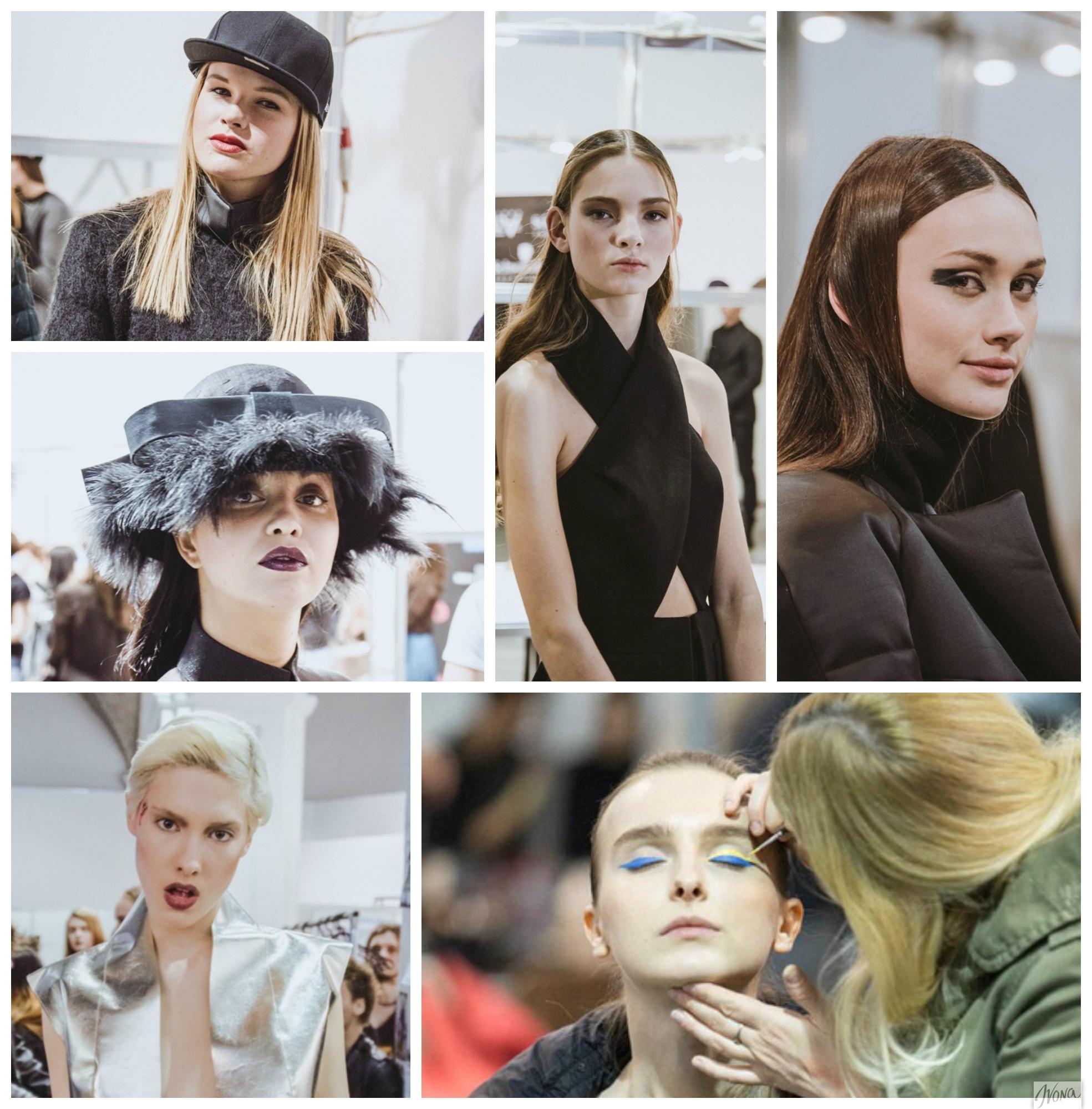 Beauty-образы на 34-й Украинской Неделе Моды