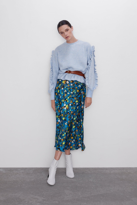 Самые модные миди-юбки летнего сезона 2020