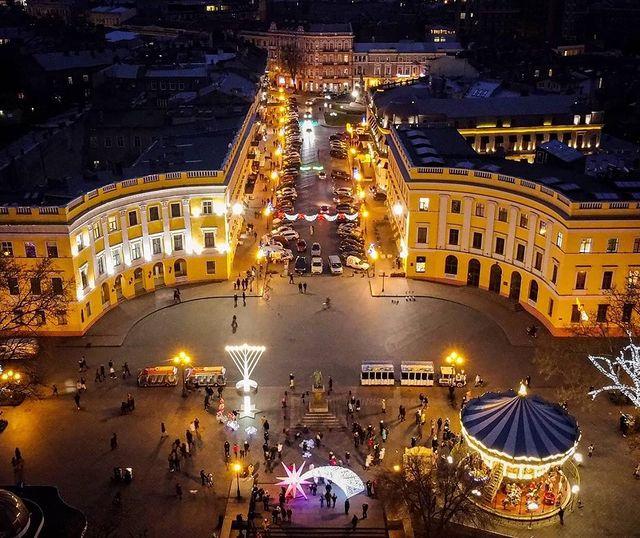 Одесса попала в рейтинг популярных европейских городов в Instagram