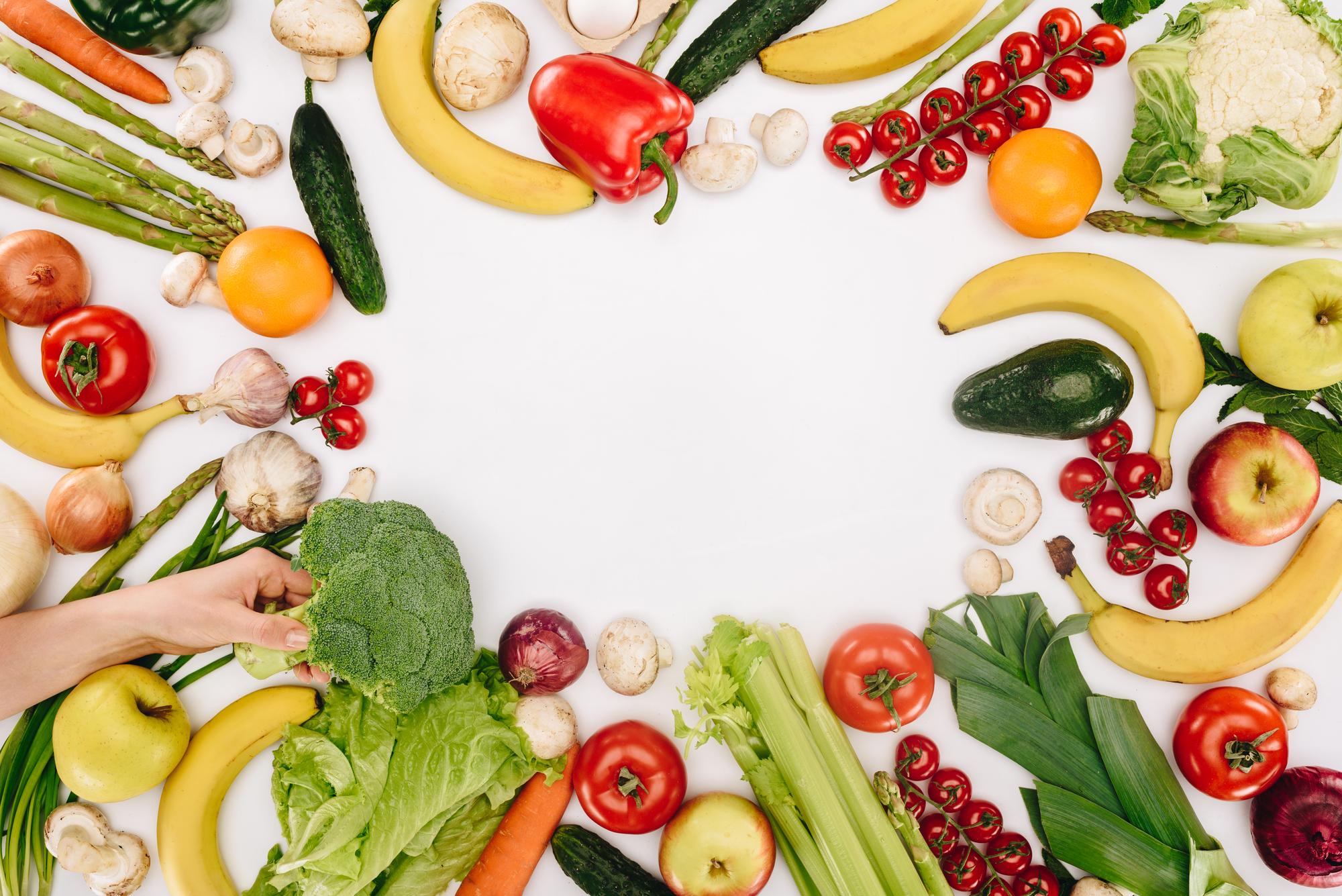 Вегетарианство: как сделать рацион сбалансированным?