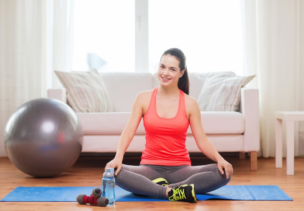 Табата помогает быстро похудеть