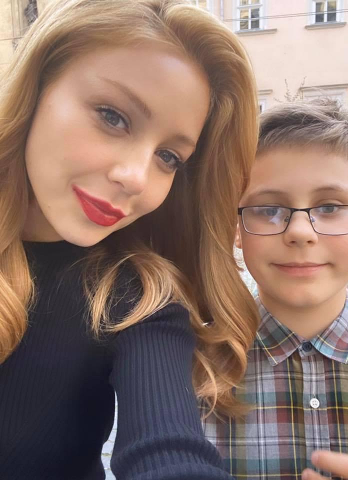 Тина Кароль рассказала, о каком подарке на День рождения мечтает ее сын Вениамин