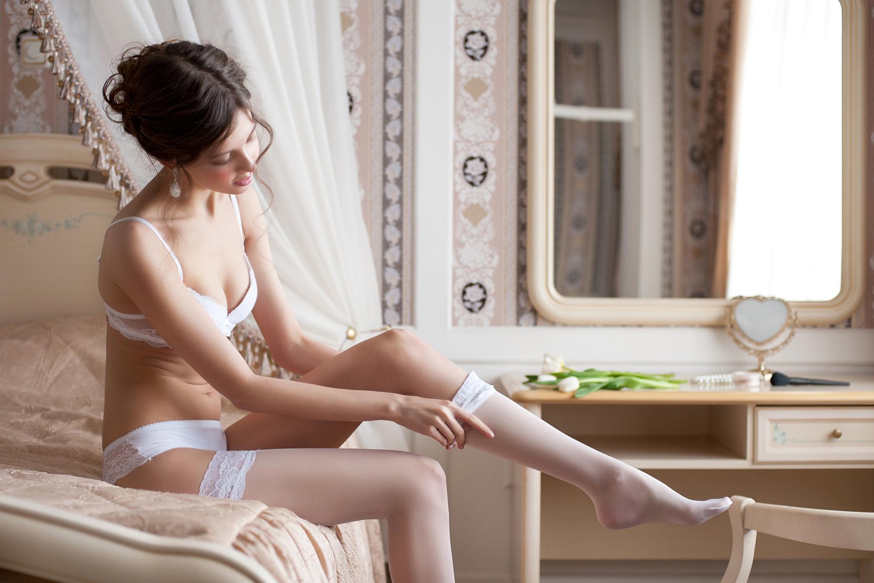Rachel Nichols desnuda