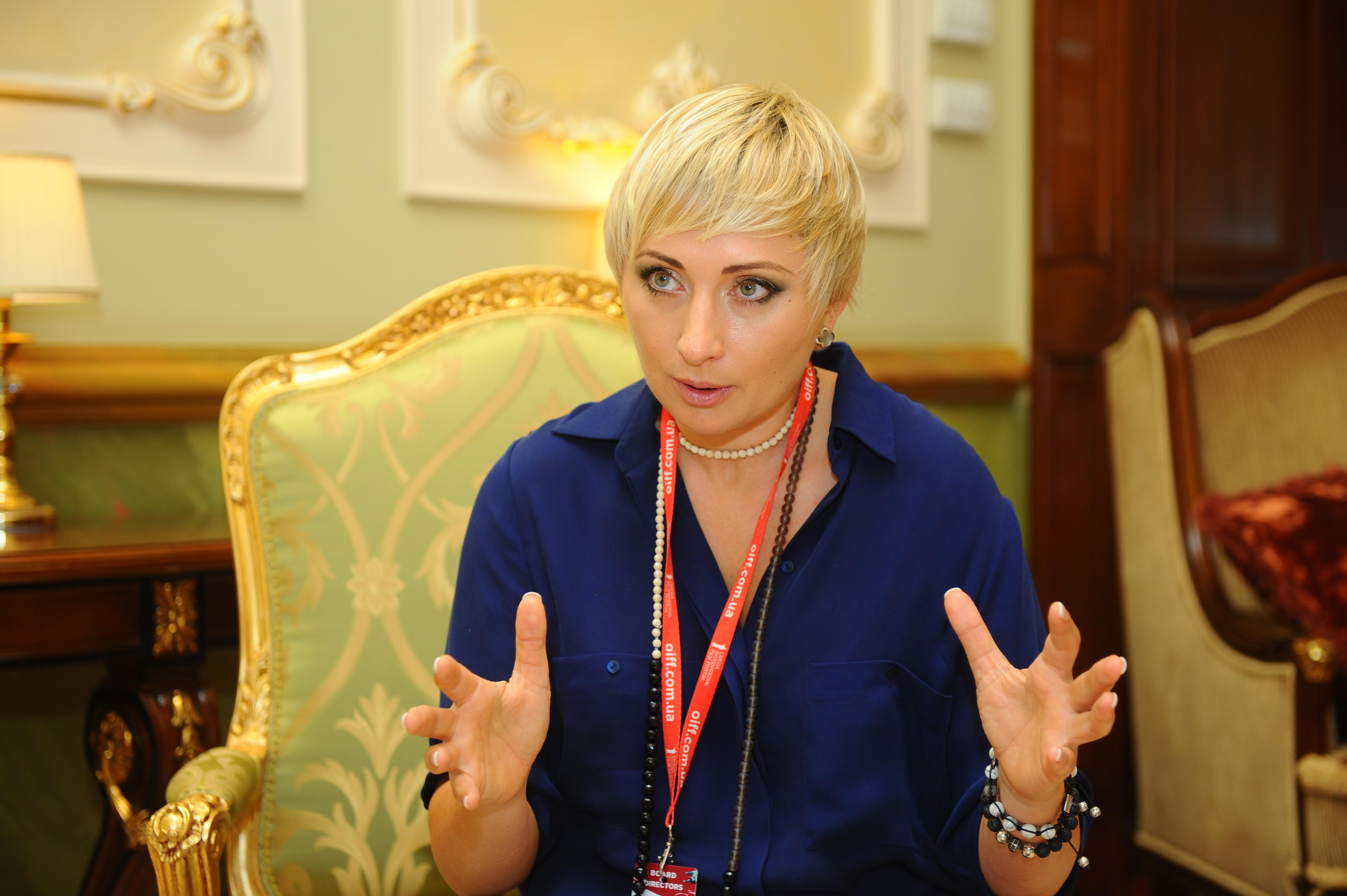 Виктория рассказывает об ОМКФ 2015