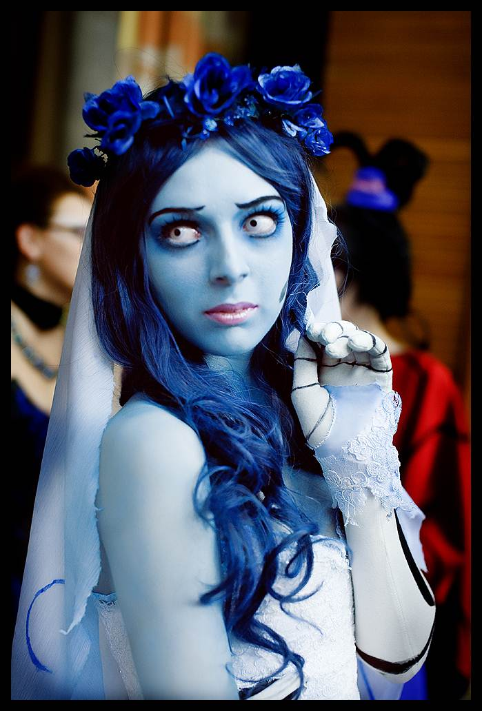 Zombie bride makeup  Best Makeup Ideas