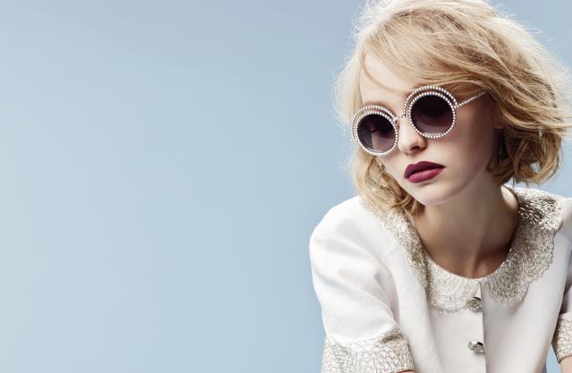 Начинающая модель Лили-Роуз Депп стала it-girl бренда Chanel
