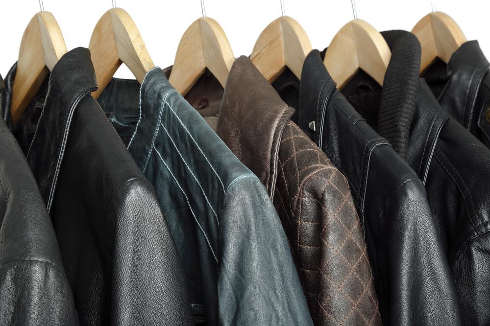 366efb6dd718 Чистка кожаной куртки: эффективные методы