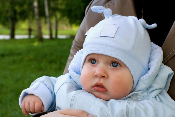 Во что одевать мальчика 2 месяца