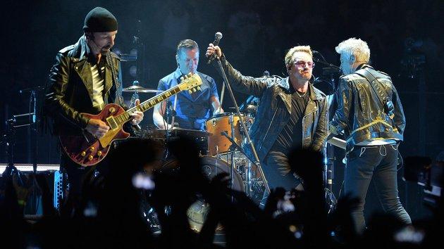 U2 не выступили в Стокгольме